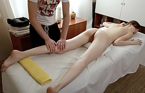 Nude Teen Massage Porn Pictures